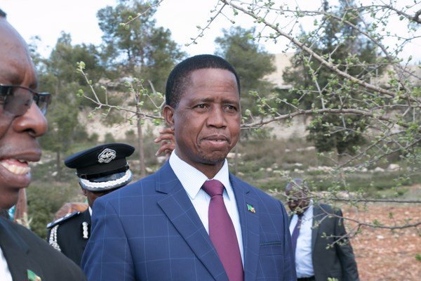 President Lungu Shocked By Those Opposing The Allocation Of Plots At Forest Reserve 27