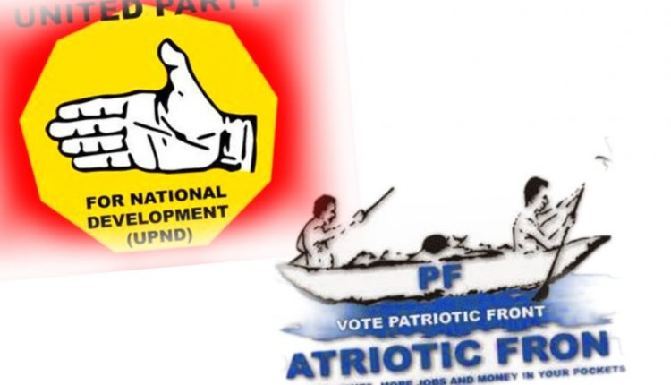 PF And UPND Warned Against Downplaying Small Political Parties In August Poll