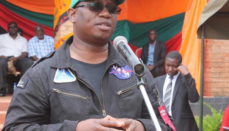 Senior Chief Mushili Cries To President Lungu For Land Kelvin Sampa Grabbed From Him